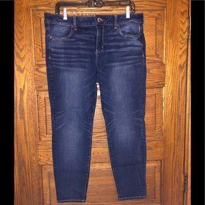 American Eagle skinny/jegging  jeans! NEVER WORN